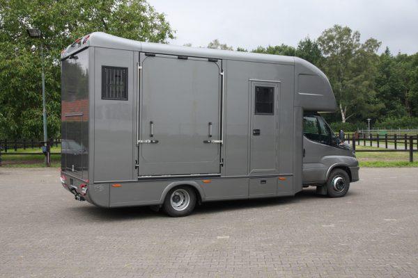 Referenties - Iveco 2/3 paards