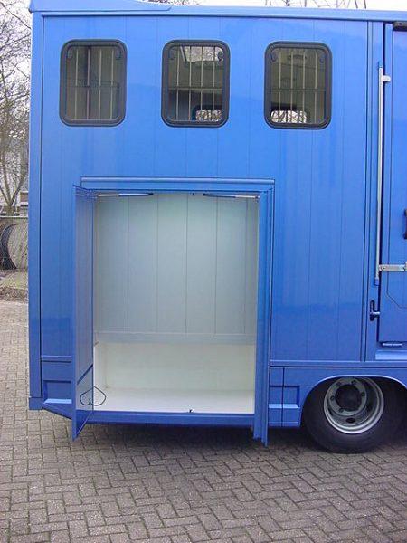 Referenties - MAN L2000 5 paards