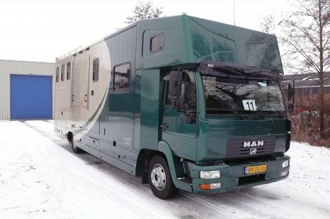 Referenties - MAN L2000 5 paards