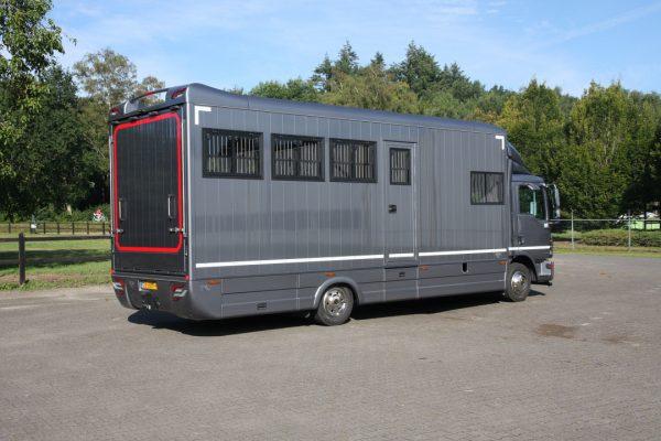 Referenties - MAN TGL 5 paards