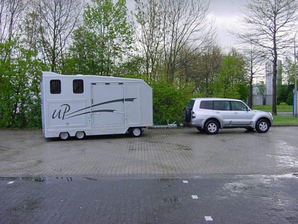 Referenties - Schamelaanhanger 2 paards en koets